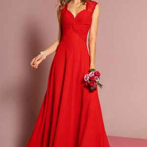 Sleeveless Homecoming Long Dress